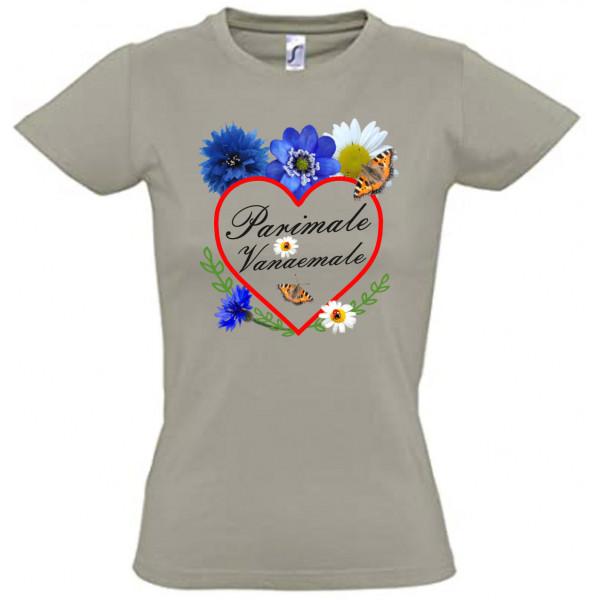 Parimale Vanaemale  - Särgi värv: Khaki