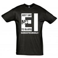 Ei narkootikumidele! T-särk