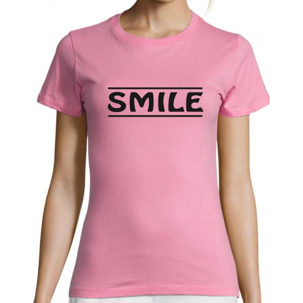 Smile T-särk Meestele / Naistele