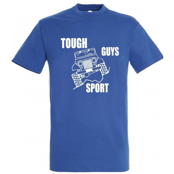 Tough guys sport T-särk