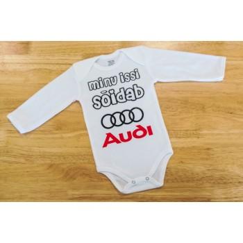 Minu issi sõidab Audi