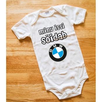 Minu issi sõidab BMW