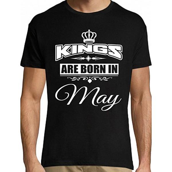 Kings are born in T-särk meestele