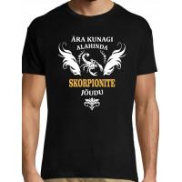 Ära kunagi alahinda Skorpionite jõudu T-särk