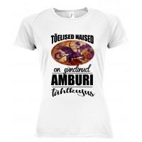 Tõelised naised on sündinud Amburi tähtkujus