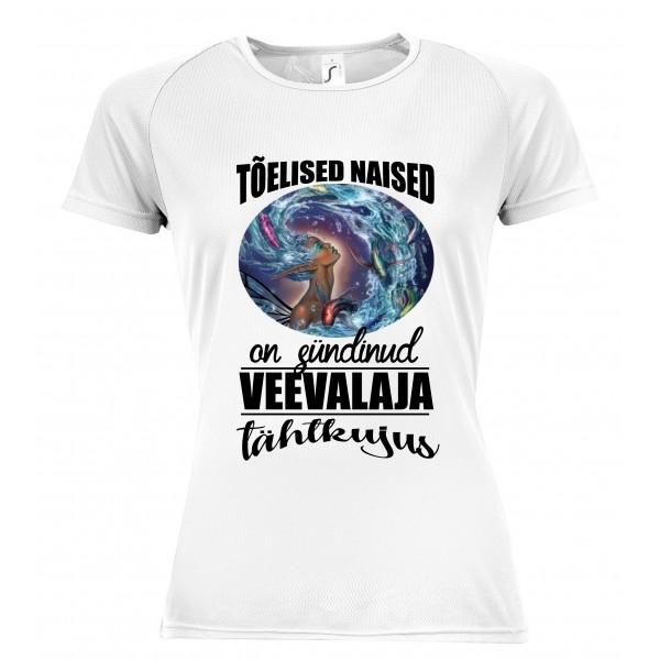 Tõelised naised on sündinud Veevalaja tähtkujus