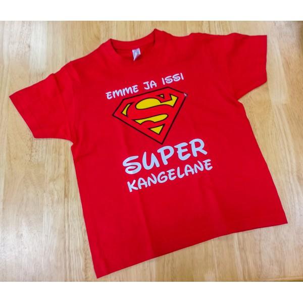 Emme ja issi superkangelane