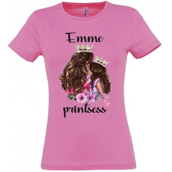 Emme Printsess - Naiste  T-särk