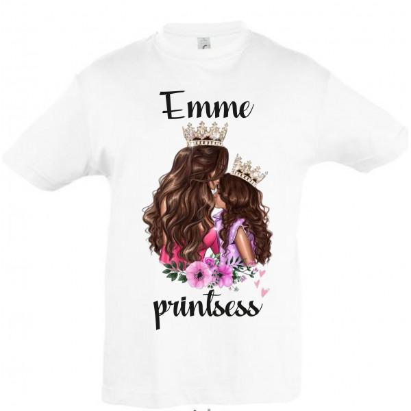 Emme Printsess - laste T-särk