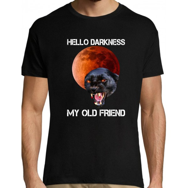 Hello darkness my old friend T-särk