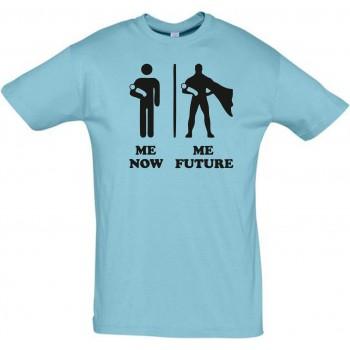 Me now me future T-särk