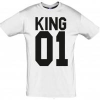 King 01 T-särk