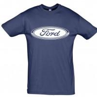 Ford logoga T-särk