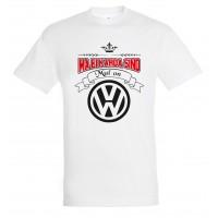 Ma ei karda sind Mul on Volkswagen T-särk