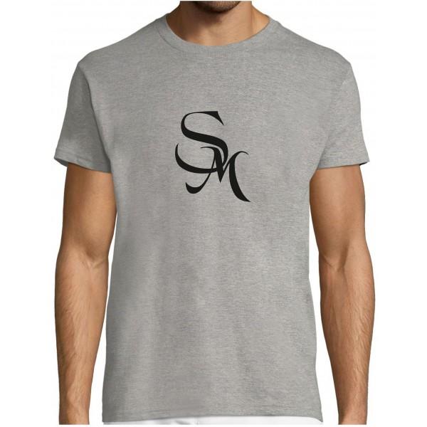 SM logo T-särk