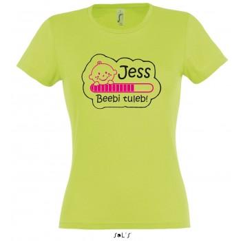 Jess... Beebi tuleb