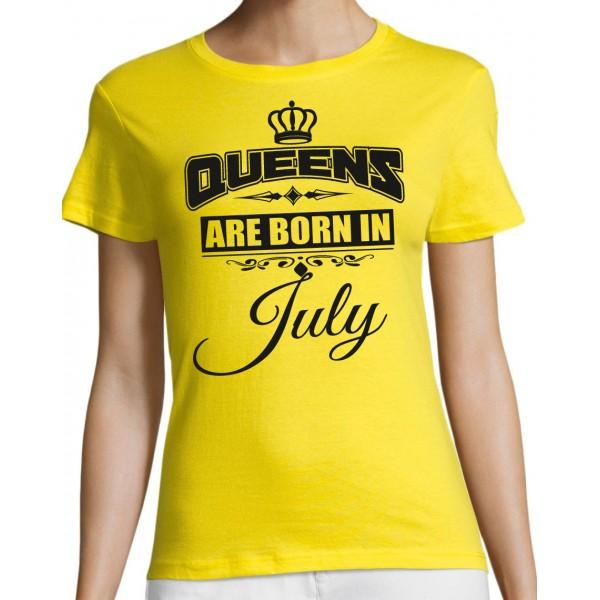 Queens are born in  T-särk