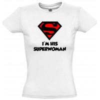 I'm his superwoman