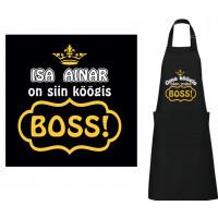 Oma köögis olen mina boss põll