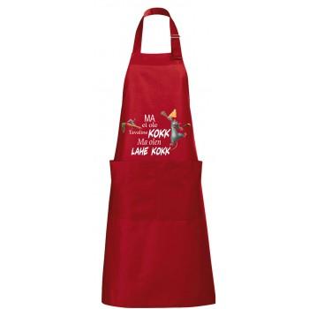 Ma ei ole tavaline kokk ma olen lahe kokk köögipõll