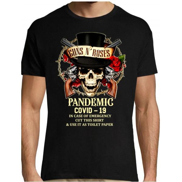 Guns n roses pandemic T-särk