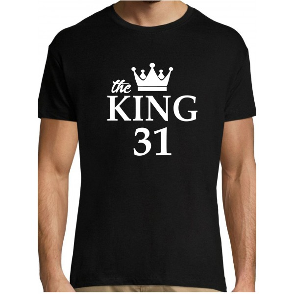 King 31 -vali ise vanus - T-särk