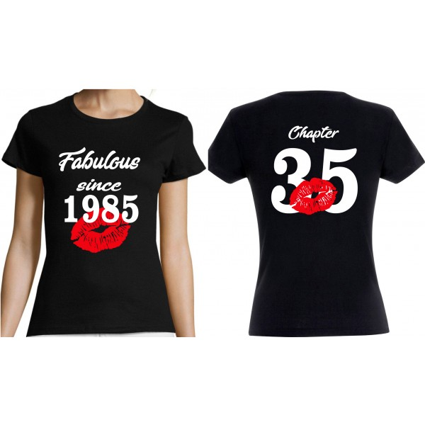 Fabulous since 1985 chapter 35 T-särk