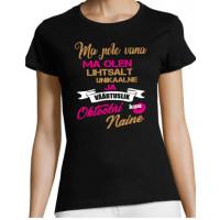 Ma pole vana ma olen lihtsalt unikaalne ja väärtuslik naine T-särk