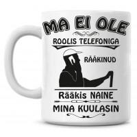 Ma ei ole roolis telefoniga rääkinud naine rääkis Tass