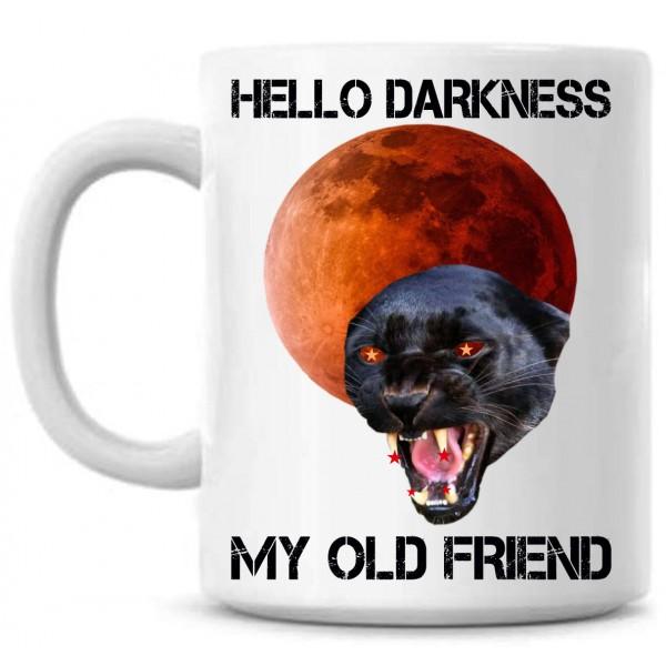 Hello darkness my old friend Tass