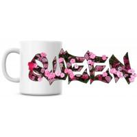 Queen of roses tass