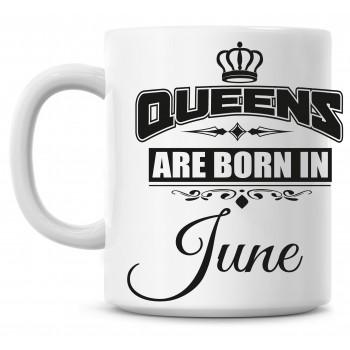 Queens are born in tass