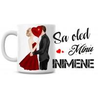 Sa oled minu inimene tass