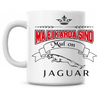 Ma ei karda sind Mul on Jaguar TASS