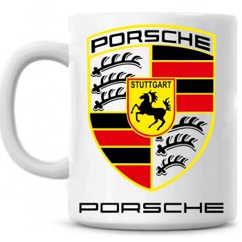 Porsche tass