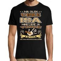 Ma olen uhke isa  minu lahe ja vinge TÜTAR tema ostisgi t -särk