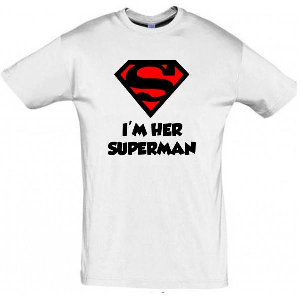 I'm her superman