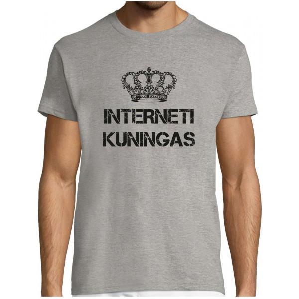 Interneti kuningas T-särk