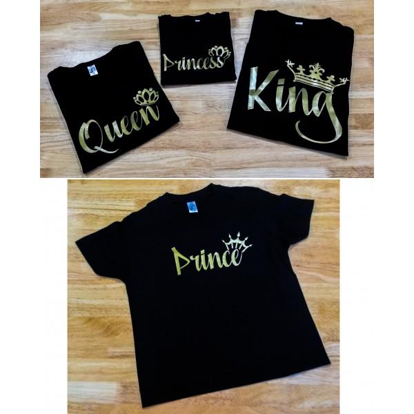 King (kuldse kirjaga)